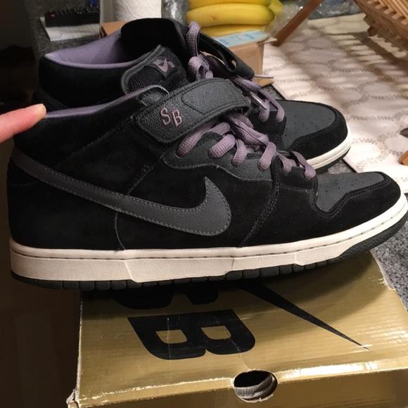 "separation shoes b2c7f 56290 AUTHENTIC NIKE DUNK MID PRO SB ""Grip Tape"". M5ac2fbfa1dffdac7bac68fd4"